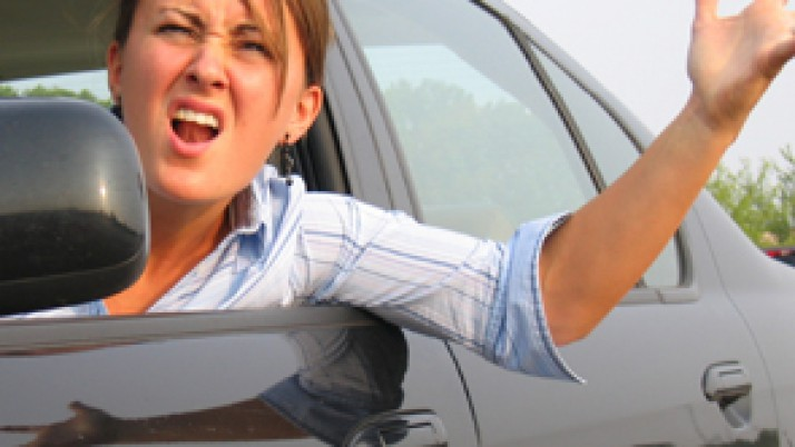 Tips On Handling Aggressive Driving