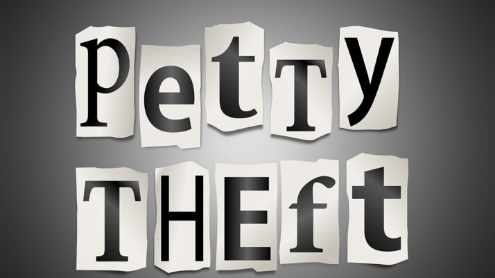 What is a Petty Crime?