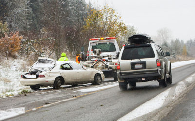 Winter Season Causes Rise in NorCal Accidents