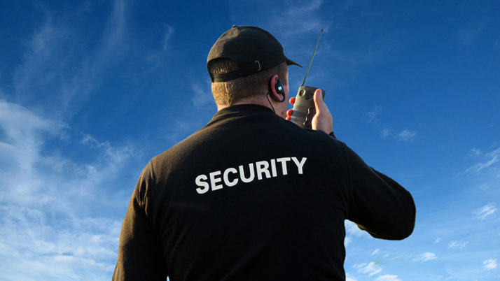 Security Guards & Their Limited Rights When Enforcing Criminal Law