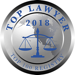 2018 Top Lawyer - Top 100 Registry