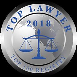 2018 Top Lawyer - Top 100 Registry