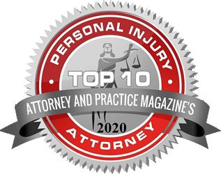 2020 Attorney & Practice Magazine's TOP 10