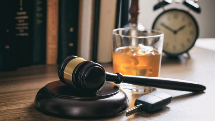 Cibula Law: The Expert DUI Attorney In Redding, CA